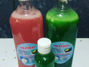 Hextasy Pink multipurpose and Green Airfreshner with 250ml as incentive