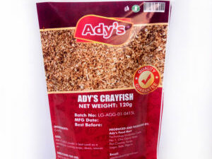 Ady's Crayfish powder for Soups