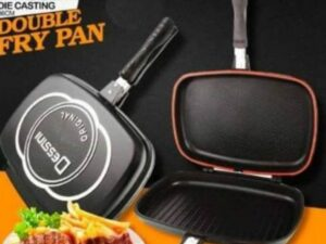 Double sides-grill-pan 40cm
