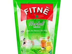 Fitne Herbal Infusion Green Tea Flavoured 3525 g x15