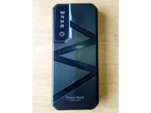 Philly 20000MAh Smart Power Bank For All Phones & Tablets With LED