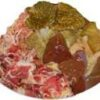 Assorted Meat With Shaki 1 kg  Cut Up