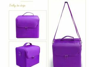 Women Make Up Organizer And Cosmetic Bag