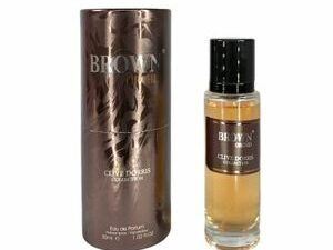 Clive Dorris Collection BROWN ORCHID EDP