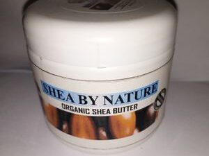 SHEA BY NATURE formula Made With Organic Oil