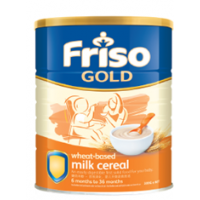 Friso Wheat Cereal 300g