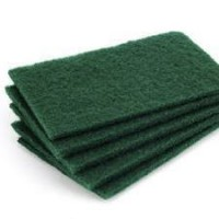 Scouring Pads x5